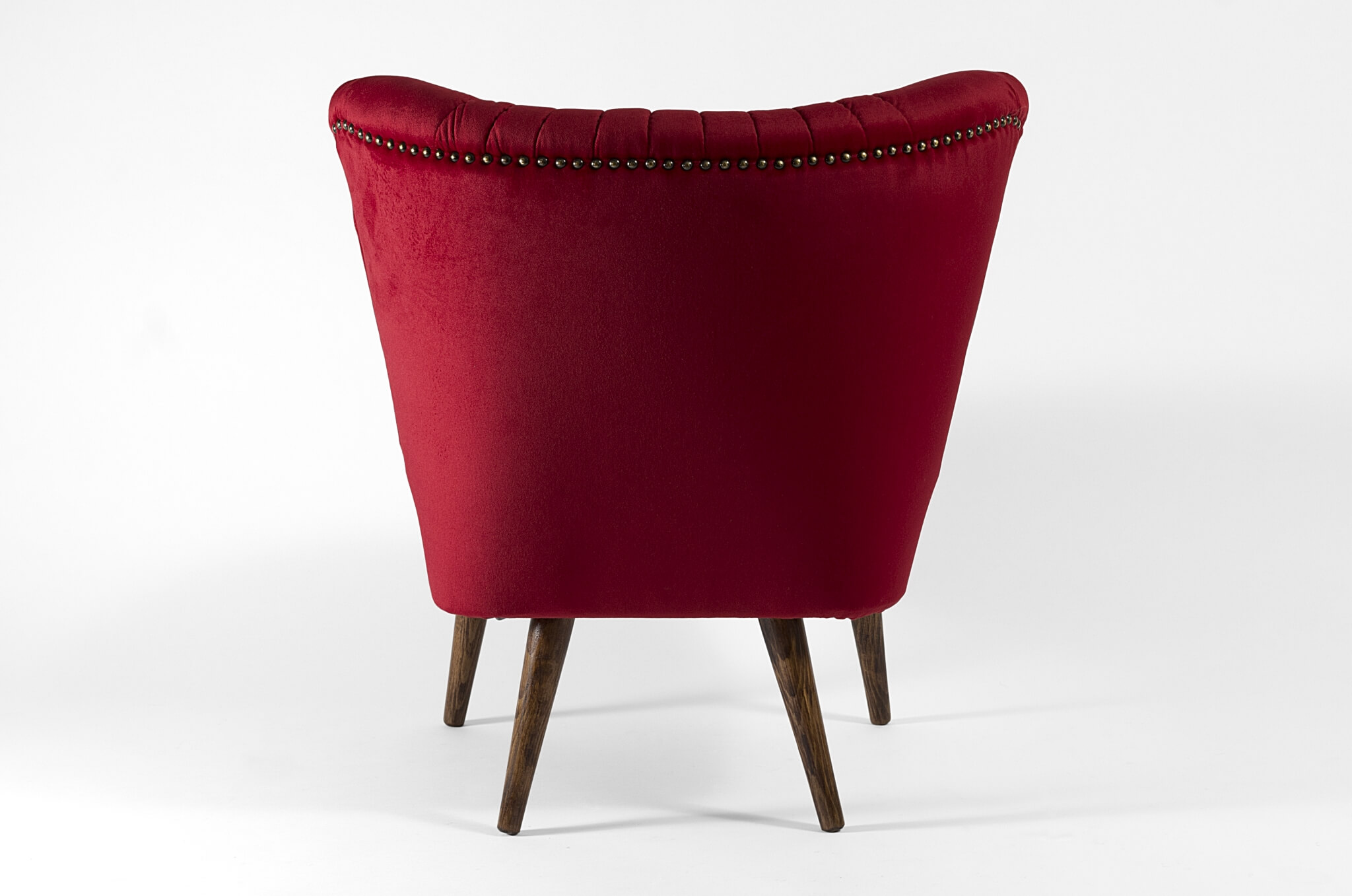 Home Tail Chair Red Club 70 S Coctail