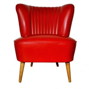 Original Club 75 – restored coctail chair