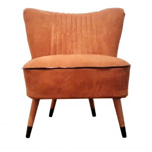 Camel Club 70's – restored coctail chair